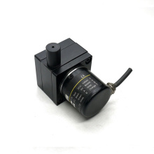 Encodeur linéaire rotatoire incrémental optique à faible coût de moteur linéaire de Yumo DC Encodeur