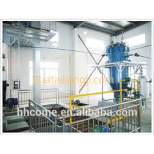 Máquina de aceite de soja de ahorro de energía, máquina de extracción de aceite de soja, máquina de refinación de aceite de soja con ISO 9001