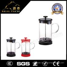 Edelstahl-Glas-Teekannen Großhandel