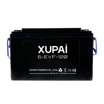 Batterie haute performance 6-EVF-120 (A) Batteries 12V 120AH