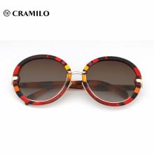 2018 custom polarized metal sunglasses