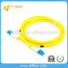 LC-LC SM Duplex 10ft Fiber Optic Patch Cord