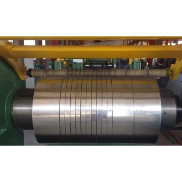 Machines à refendre les bobines d'acier galvanisé série DX