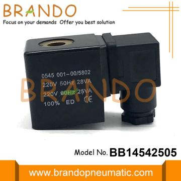 Electronic Timer Drain Solenoid Valve Coils