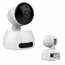 Pan Tilt Wireless Wifi IP Camera for Home