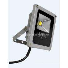 TUV CE 10W Slim Line LED Proyector de luz de la lámpara de inundación