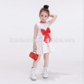 New Model High Quality Children Custom Clothing Child Girl Dress For Summer