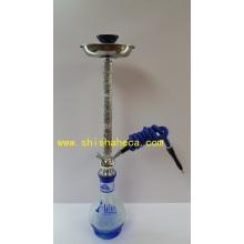Design de mode Iron Nargile Smoking Pipe Shisha Hookah