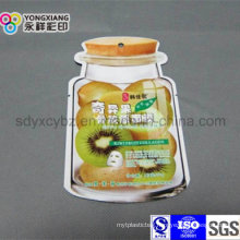 Lovely Shaped Cosmetic Plastic Packaging Bag