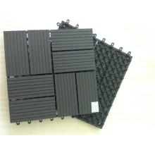 Non-Skid Patio-Pflaster-High Density Kunststoff Holz Compound Deck Fliesen