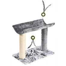 China Factory Newest Design House Tower Wholesale Modern Cat Tree Pet