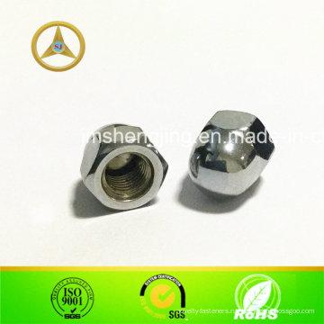 DIN1587 Высокой прочности Hex куполами Колпачковая гайка M10X1.25X18