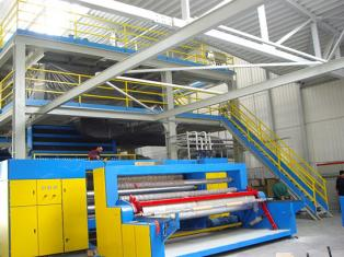 SMS1600 Nonwoven Machine