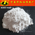 Preço de óxido de alumínio fundido de alumina branca