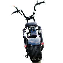 New Condition with EEC&COC certificated 60V 13.6Ah/21.8Ah electric scooter