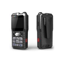 Cámara sin hilos portable de la policía GPRS de 3G / 4G DVR