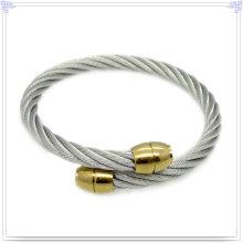 Joyería de moda Accesorios de moda Brazaletes de acero inoxidable (BR252)