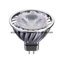 Luz LED 3X1w con CE y Rhos