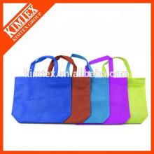 Мода пользовательских логотип floding нетканых хозяйственная сумка