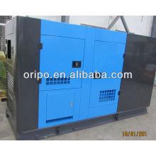 Cummins 125kva / 100kw silencioso sistema de generador diesel de dosel con China generador de cabeza barata