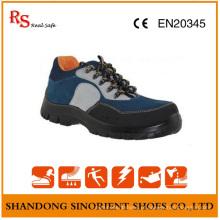 Botas de segurança leves com certificado CE e segurança