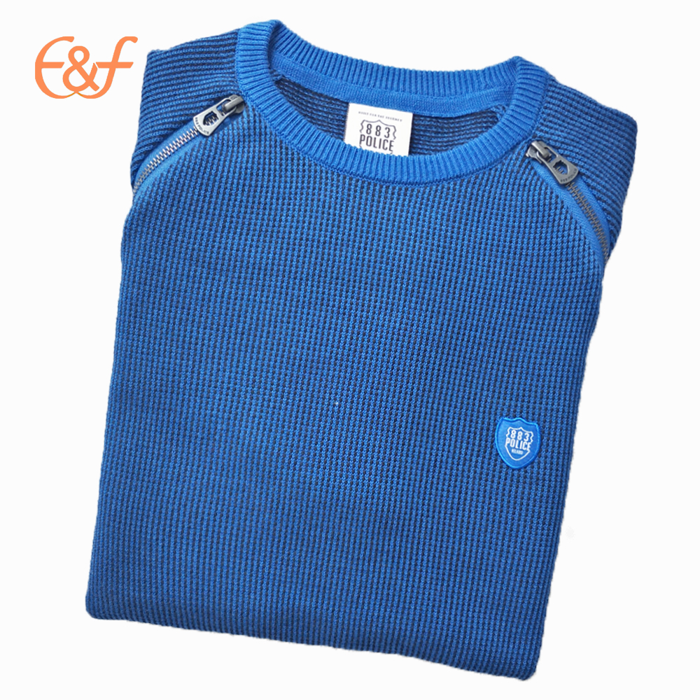 Mens latest new style sweater