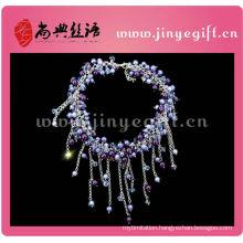 Sundysh Handmade Beads Necklet Beautiful Beaded Jewellery