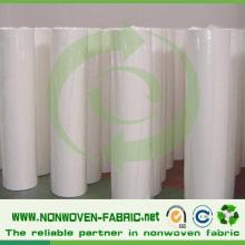 Gute Dehnfestigkeit Spunbond-nichtgewebtes Gewebe Rolls für Möbelgebrauch