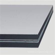 200X300 Cm White Silver Black Aluminum Composite Panel 3mm ACP Printing Dibond