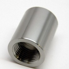 CNC Auto Parts Stainless Steel Shaft Bushing