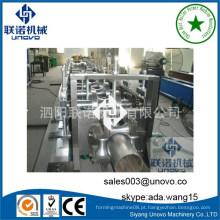 Máquina de moldagem de tubo de downspout de auto-bloqueio de boa qualidade