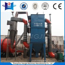 High frequency pulse bag dust remover with CE certificate