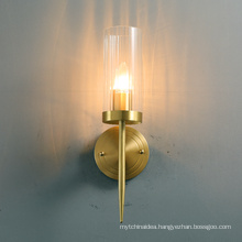 Modern wall Lamp bedroom nordic indoor decor fancy wall indoor led lights for home decoration