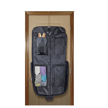 Bolsa de ropa Eco Zip Lock Men Suit