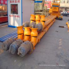 Transportador de parafuso quente 2013 (LSY219, LSY273, LSY323)