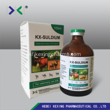 Sulfadimidine Sodium Injection 33.3 %