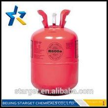R600a gás refrigerante Isobutano, agente espumante Y