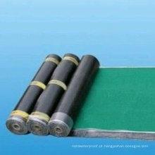 Areia colorida / alumínio / mineral superfície Sbs / APP betume impermeável telhadura membrana com alta qualidade