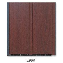 Grooved Laminated PVC Panel (E98K)