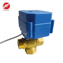 Медь автоматическая шариковая порошок потока беспроводной пульт дистанционного управления клапан