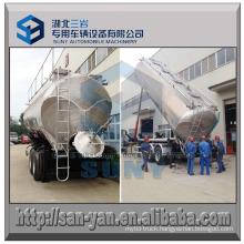 45000 2 Axle Liters Dry Bulk Tanker Trailer