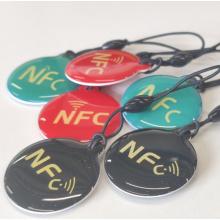 Gepäck Epoxy RFID Tag NFC Mini-Karte
