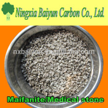Medical Stone / Maifanite Filtermedien zur Wasseraufbereitung