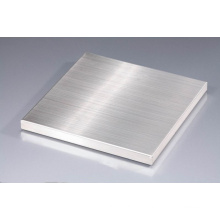 25mm Brushed Stainless Steel Honeycomb Panels
