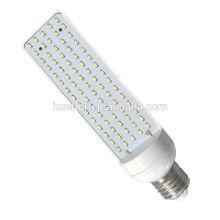 Usine bas prix PL maïs lumière SMD3014 source lumineuse aluminium G24 / e27 / e26 / b22