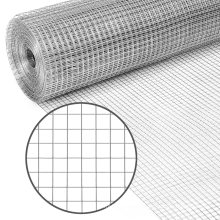 2021 Made in China′s Choice Galvanized Welded Fence Mesh 1/4-2 Inch Hole