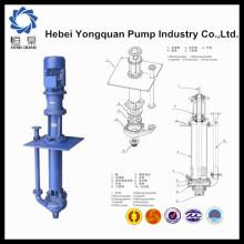 YQ Mineral Sands billig Zentrifugale Tauchgut Schlamm Pumpen Herstellung