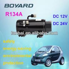 Mini-Klimaanlage für Autos 12v mit Lanhai12v 24v DC Car AC Kompressor