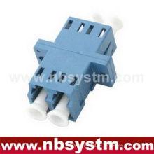 LC / PC Singlemode Duplex Flansch Adapter