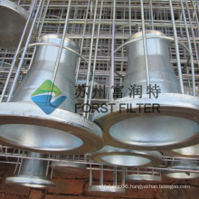 FORST Supply Galvanized/Powder Coated Filter Cage